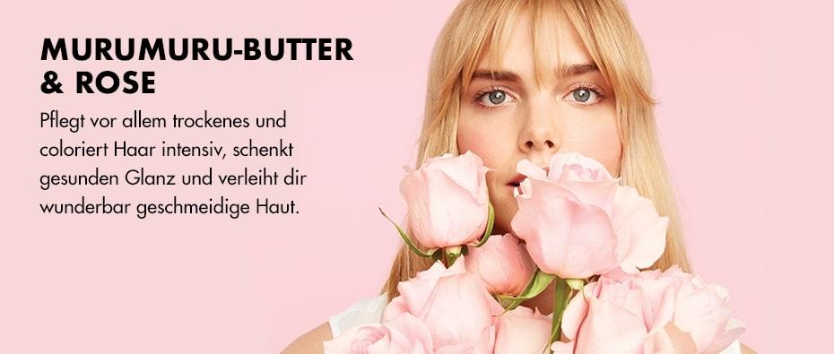Love Beauty & Planet Murumuru-Butter & Rose