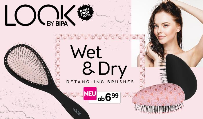 LOOK BY BIPA Wet & Dry