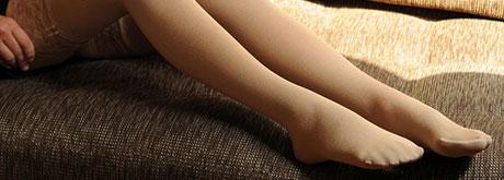 Styling-Tipps mit Strumpfhosen
