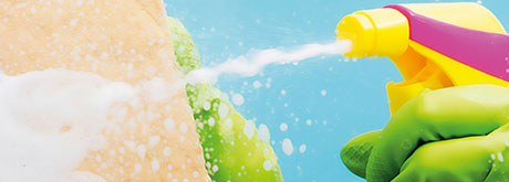 Nachhaltige Putz-Tipps gegen Gerüche