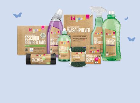 bi good Wasch- Putz- & Reinigungsmittel