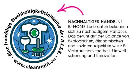 BI HOME Sustainable Logo