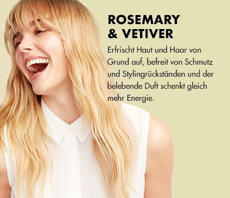 Love Beauty & Planet Rosemary & Vetiver