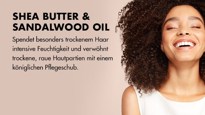 Love Beauty & Planet Shea Butter &	Sandalwood Oil