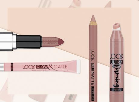 LOOK BY BIPA Lippenstift, Lip Stick