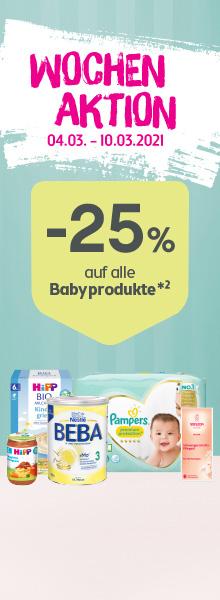 Bipa Baby Aktion