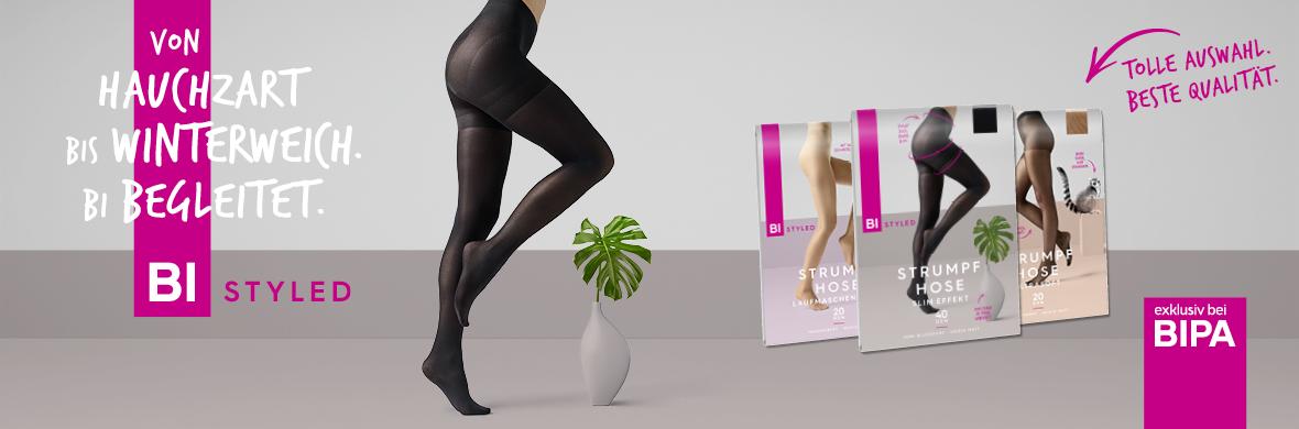 BI STYLED Strumpfhosen, Strümpfe & Socken