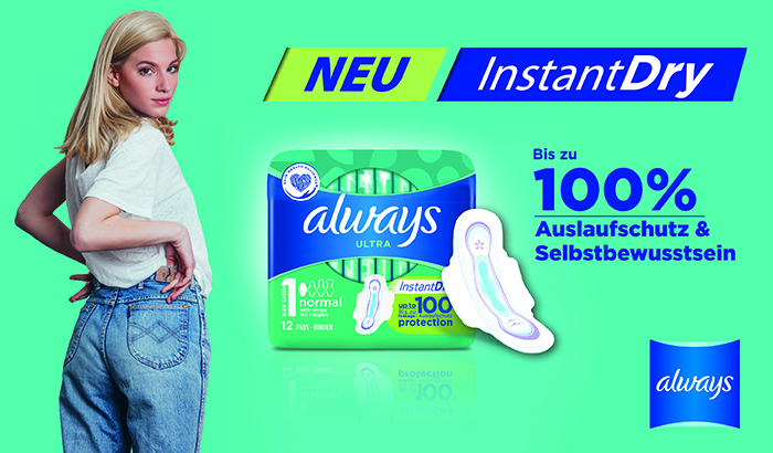 always Ultra Damenbinden