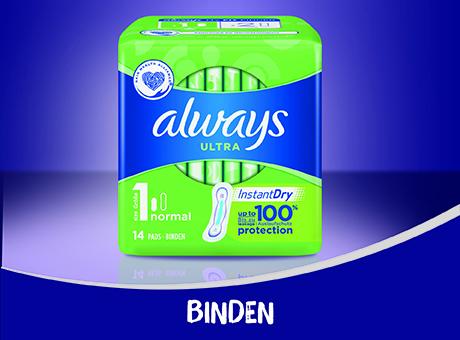 always ULTRA Binden