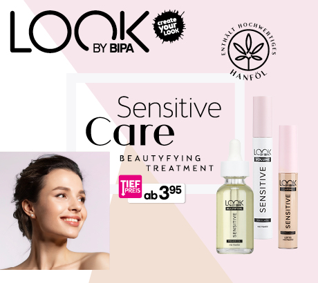 Look by Bipa sensitive Make-Up bei BIPA