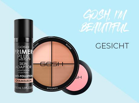 GOSH Make up fürs Gesicht