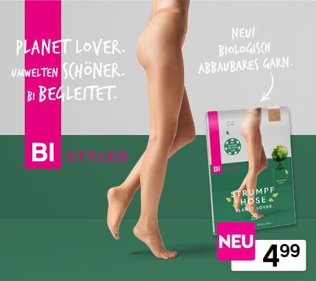 BI STYLED Planet Lover