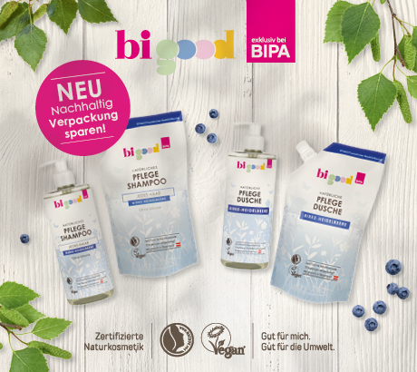 bi good nachhaltige Verpackung