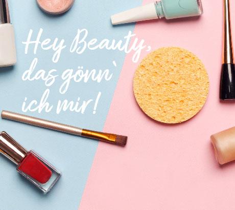 Make-Up bei BIPA